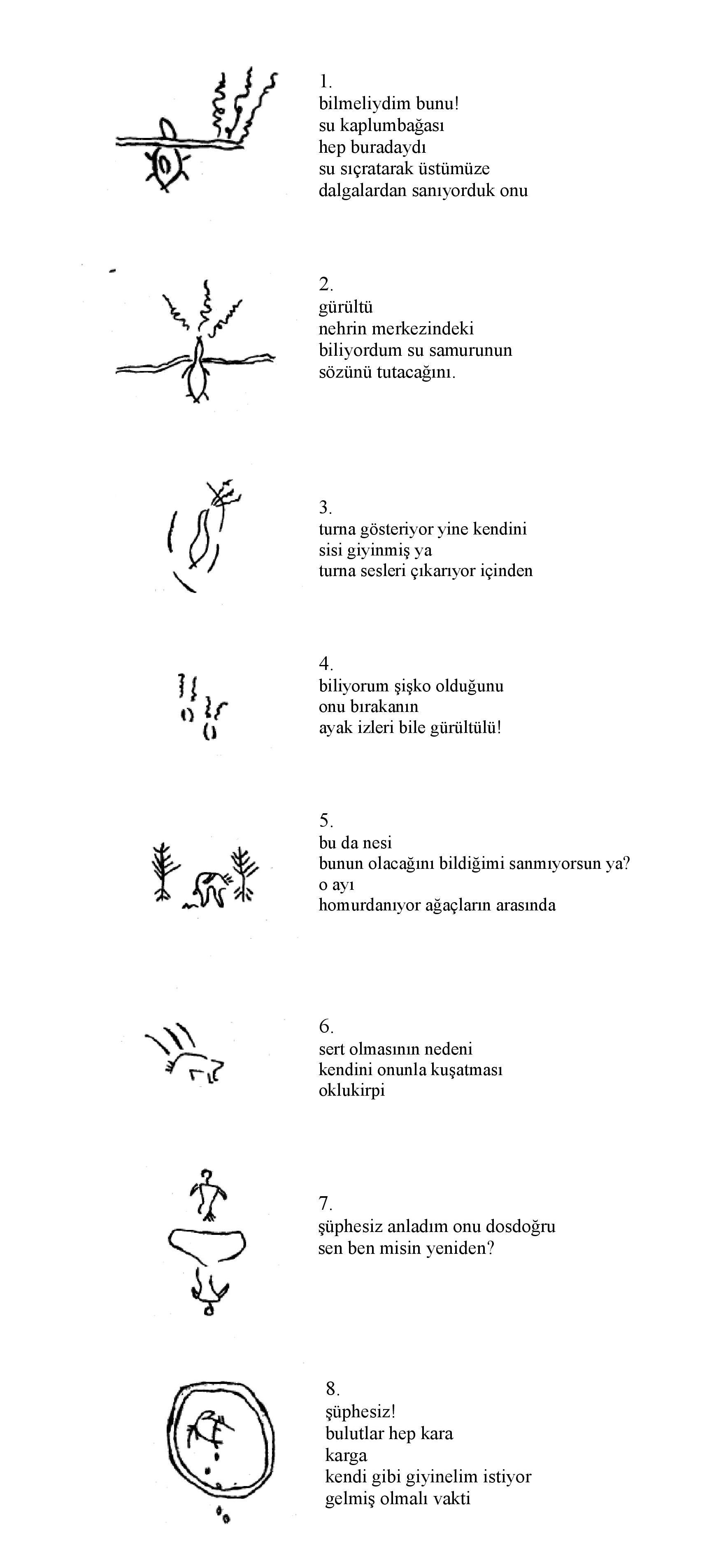 Ojibwa Resimli Şarkıları