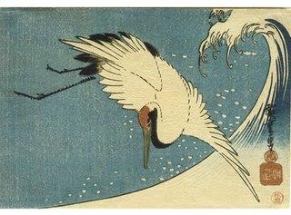 JapaneseukiyoeCrane