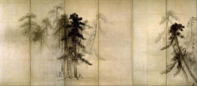 hasegawa_tohaku_pine_forest